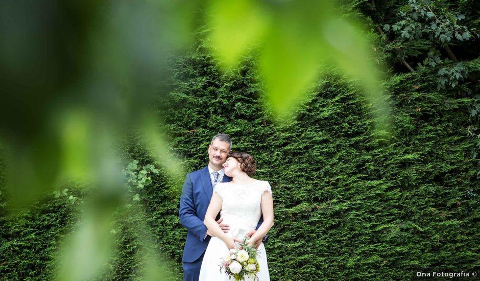 La boda de Josu y Paula en Vitoria-gasteiz, Álava
