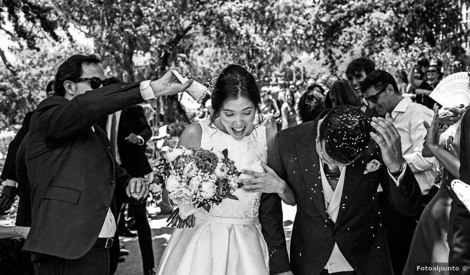 La boda de German y Elsa en Hoyo De Manzanares, Madrid
