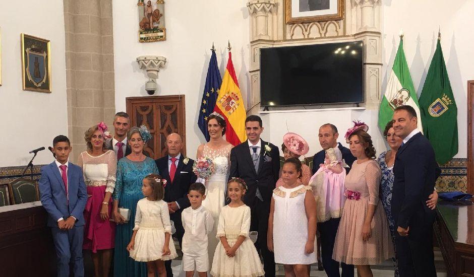 La boda de Daniel y Diana en Rota, Cádiz