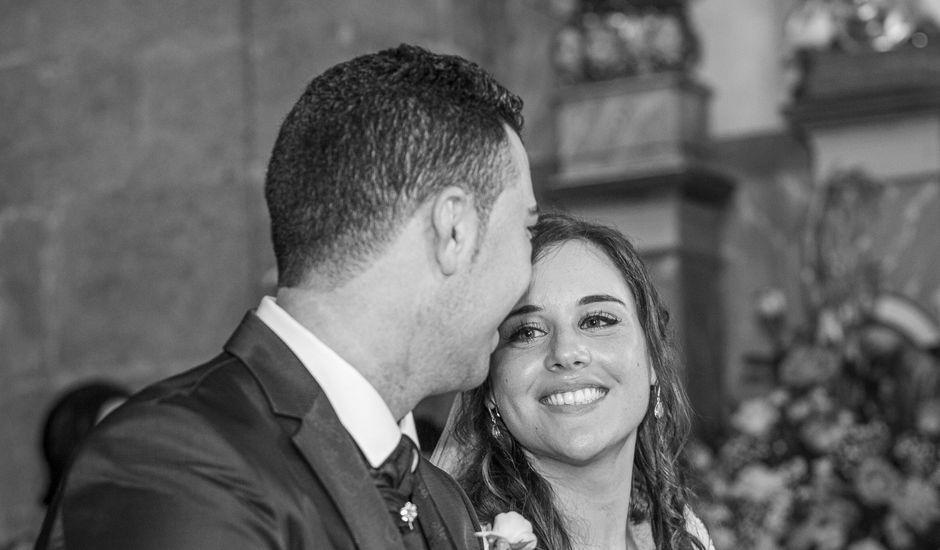 La boda de Carlos Villa y Yolanda Rodríguez en Negreira, A Coruña