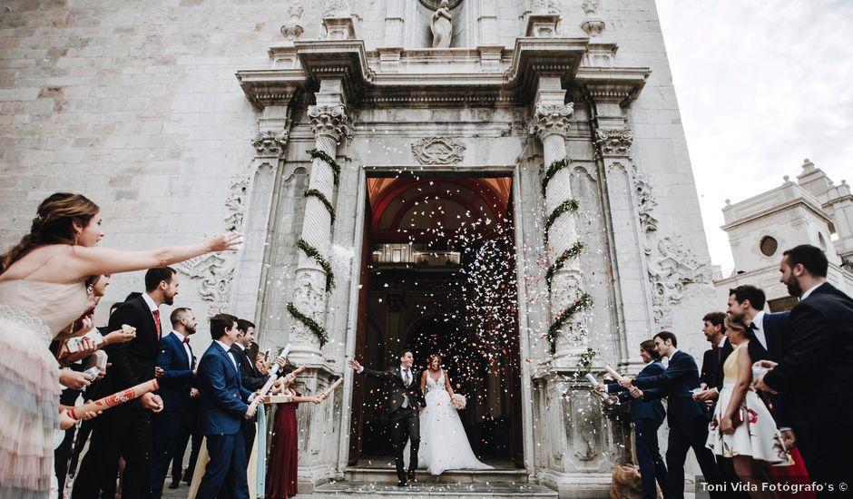 La boda de Lydia y Ángel en Vila-real/villarreal, Castellón