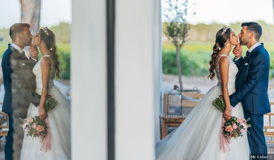 La boda de Raul y Laura en Riba-roja De Túria, Valencia