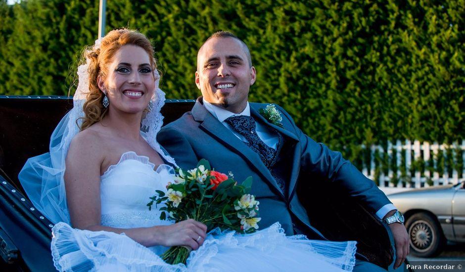 La boda de Emilio y Patricia en Illescas, Toledo