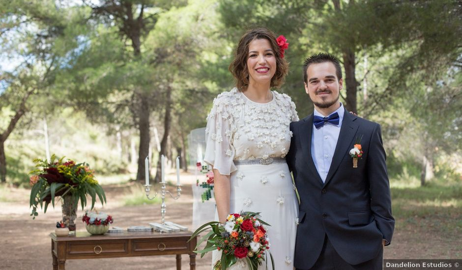 La boda de Jose y Marta en Segorbe, Castellón