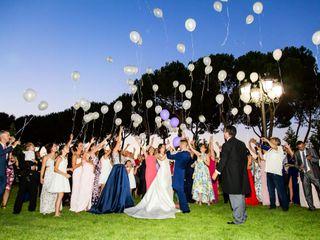 La boda de Vanesa y Javier