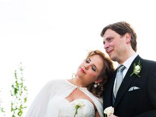 La boda de Steffi y Ramón