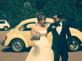 La boda de Julia y Aritz
