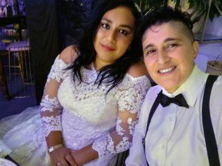 La boda de Sandra  y Nayeli  1