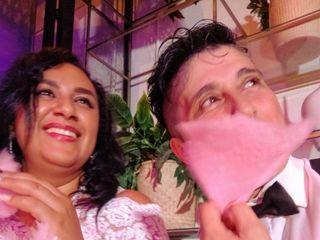 La boda de Sandra  y Nayeli  2