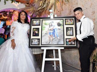 La boda de Sandra  y Nayeli