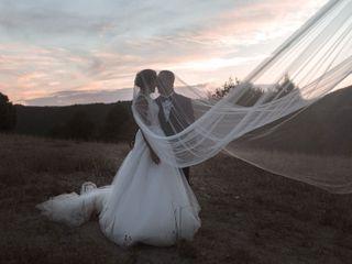 La boda de Albert  y Yolanda