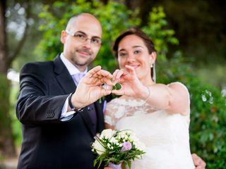 La boda de Quintina y Raúl