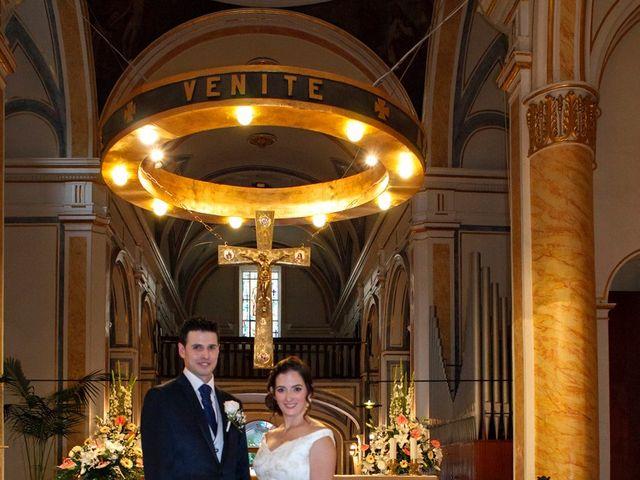 La boda de Miguel Ángel y Aroa en Vila-real/villarreal, Castellón 11