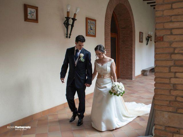 La boda de Miguel Ángel y Aroa en Vila-real/villarreal, Castellón 2