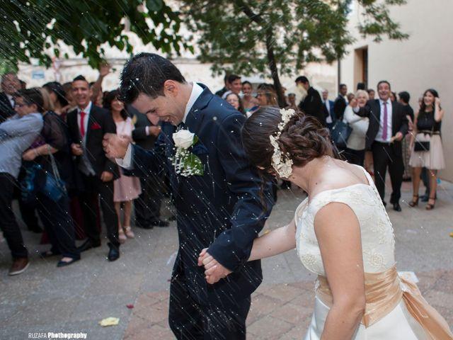 La boda de Miguel Ángel y Aroa en Vila-real/villarreal, Castellón 12