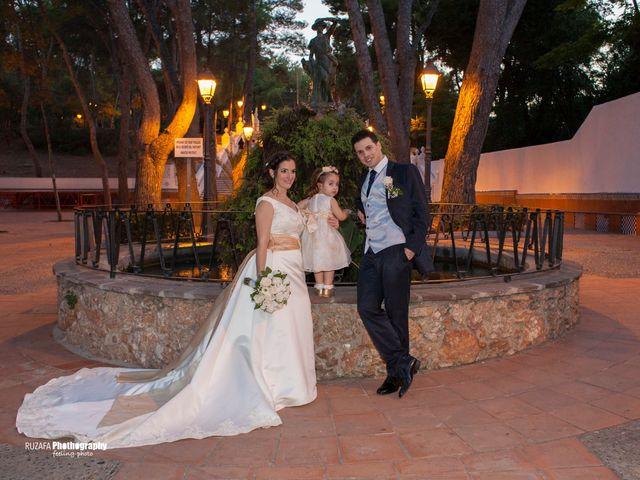 La boda de Miguel Ángel y Aroa en Vila-real/villarreal, Castellón 13