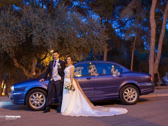 La boda de Miguel Ángel y Aroa en Vila-real/villarreal, Castellón 14