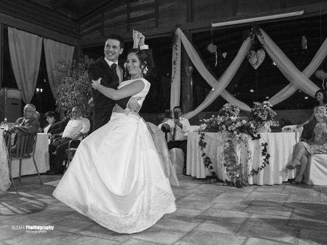 La boda de Aroa y Miguel Ángel