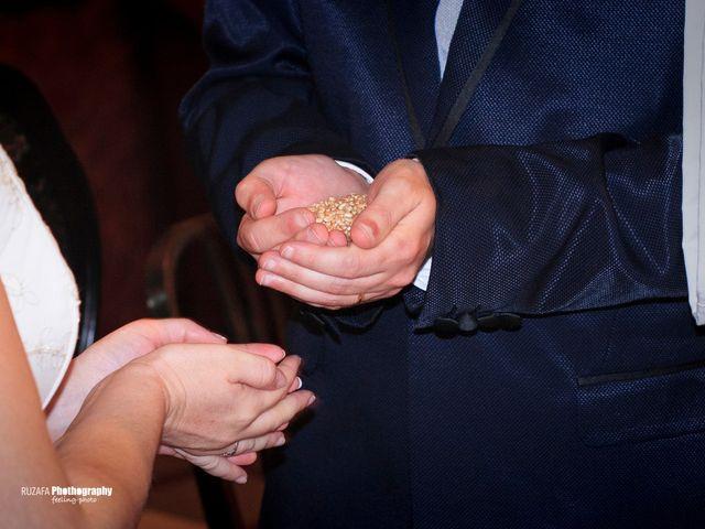 La boda de Miguel Ángel y Aroa en Vila-real/villarreal, Castellón 17