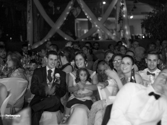 La boda de Miguel Ángel y Aroa en Vila-real/villarreal, Castellón 18