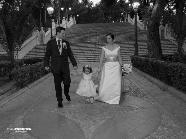 La boda de Miguel Ángel y Aroa en Vila-real/villarreal, Castellón 20