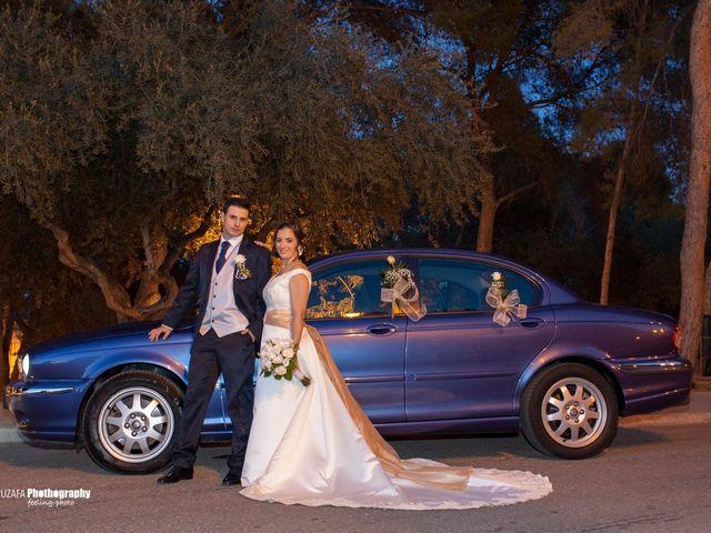 La boda de Miguel Ángel y Aroa en Vila-real/villarreal, Castellón 21