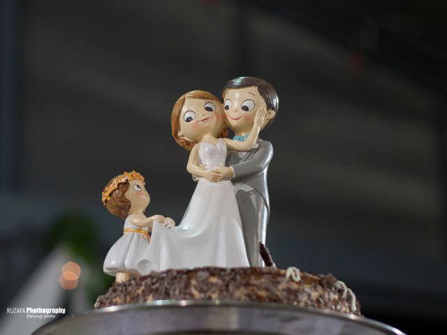 La boda de Miguel Ángel y Aroa en Vila-real/villarreal, Castellón 27