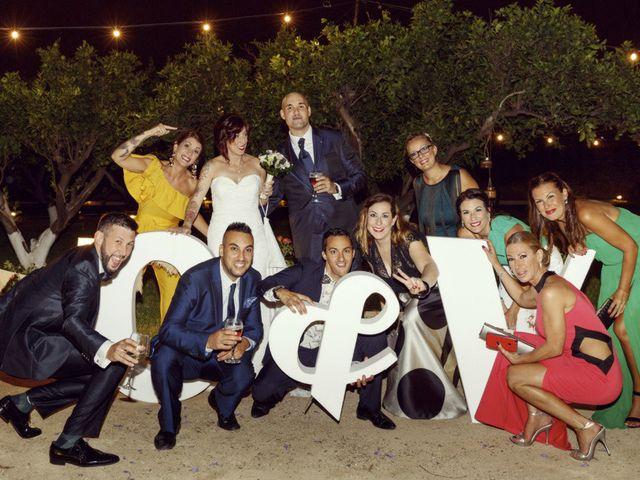 La boda de Victor y Carol en Valencia, Valencia 21