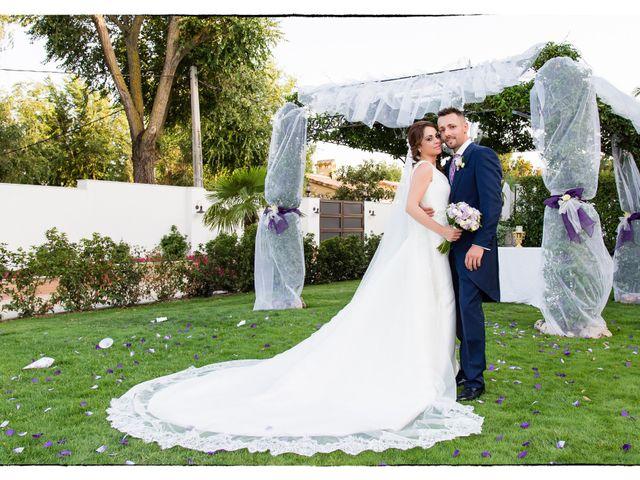 La boda de Javier y Vanesa en Cubas De La Sagra, Madrid 2