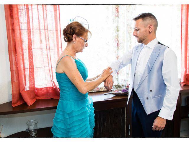 La boda de Javier y Vanesa en Cubas De La Sagra, Madrid 3