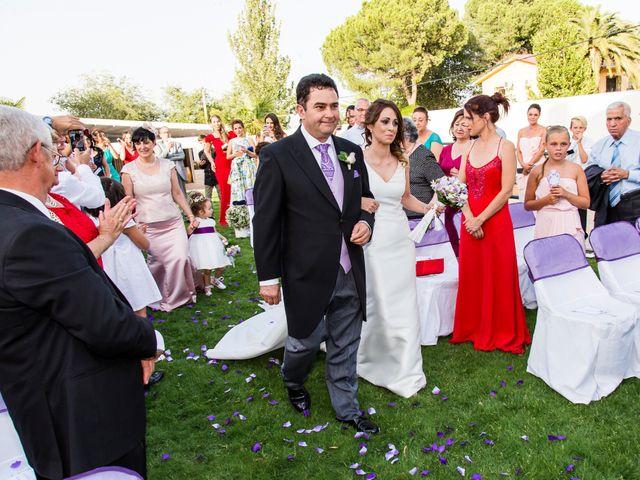 La boda de Javier y Vanesa en Cubas De La Sagra, Madrid 9