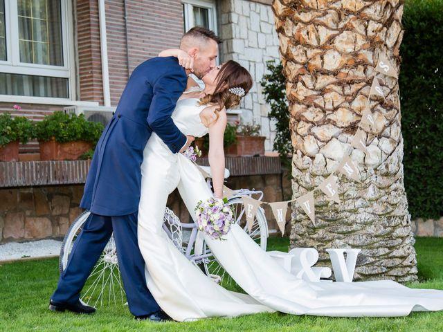 La boda de Javier y Vanesa en Cubas De La Sagra, Madrid 13