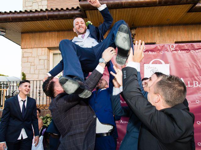 La boda de Javier y Vanesa en Cubas De La Sagra, Madrid 21