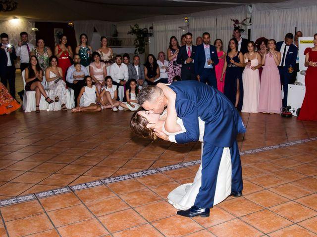 La boda de Javier y Vanesa en Cubas De La Sagra, Madrid 28