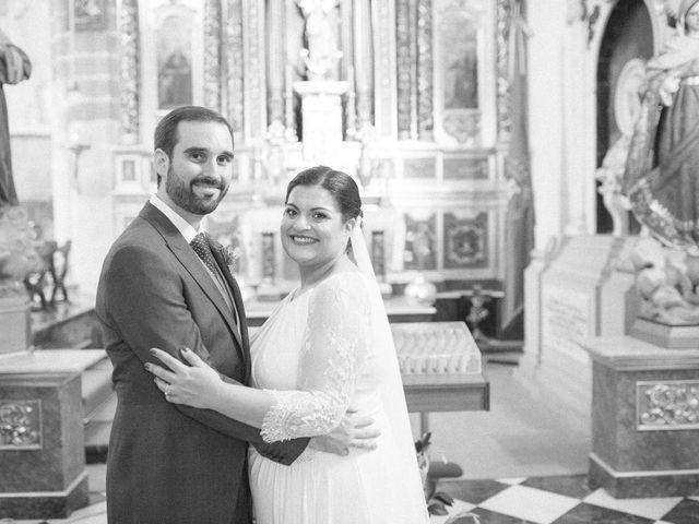La boda de Carmen y Lucas