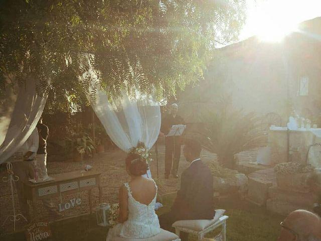 La boda de Jenny y Carlos en Petra, Islas Baleares 10
