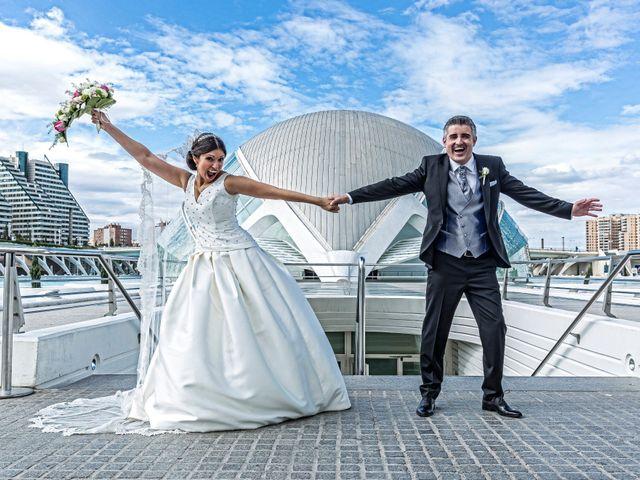 La boda de Zaloa y Jorge