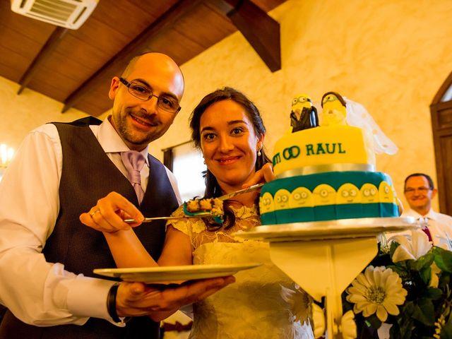 La boda de Raúl y Quintina en Burgos, Burgos 50