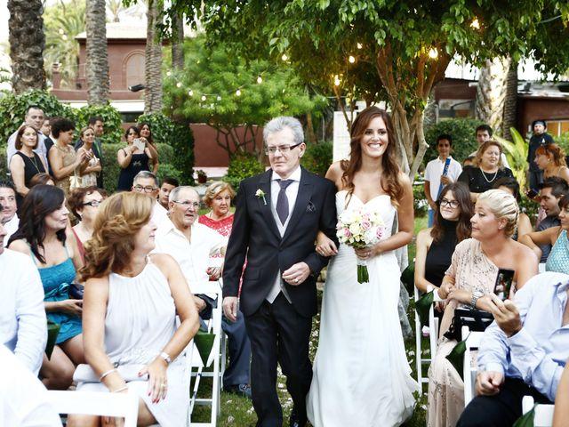 La boda de Jesús y Luisa en Elx/elche, Alicante 32