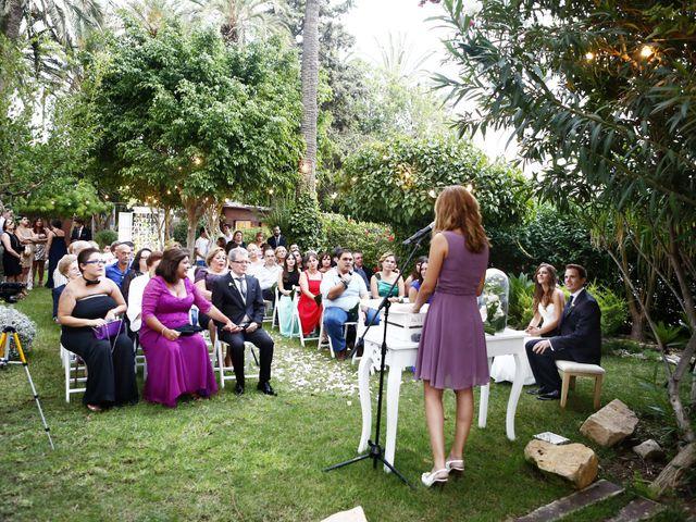 La boda de Jesús y Luisa en Elx/elche, Alicante 33