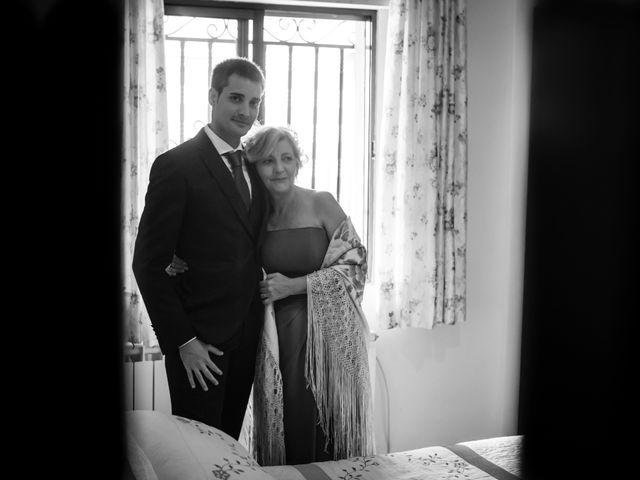 La boda de Fran y Soledad en Berzocana, Cáceres 5
