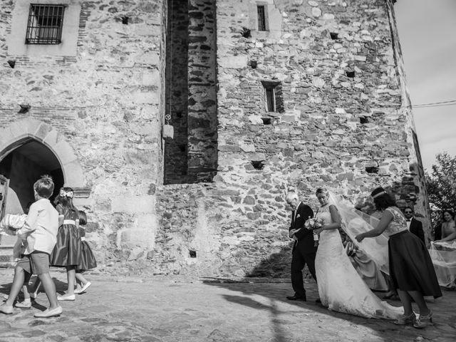 La boda de Fran y Soledad en Berzocana, Cáceres 18