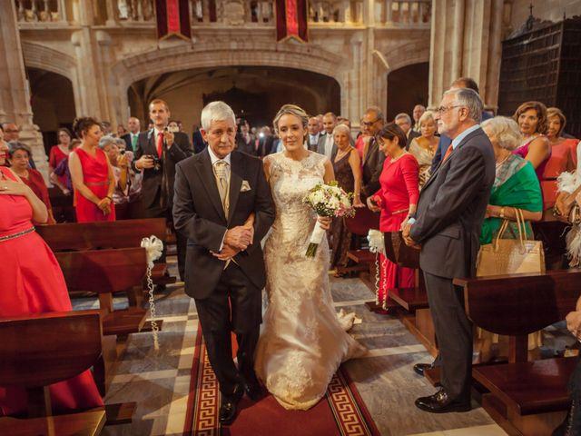 La boda de Fran y Soledad en Berzocana, Cáceres 19