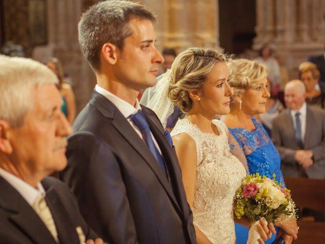La boda de Fran y Soledad en Berzocana, Cáceres 21