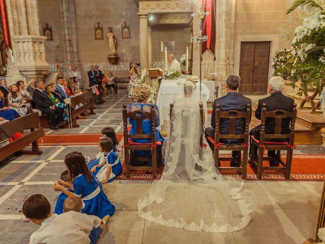 La boda de Fran y Soledad en Berzocana, Cáceres 23