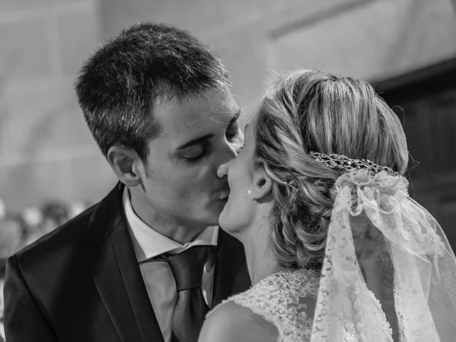 La boda de Fran y Soledad en Berzocana, Cáceres 25