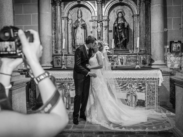 La boda de Fran y Soledad en Berzocana, Cáceres 26