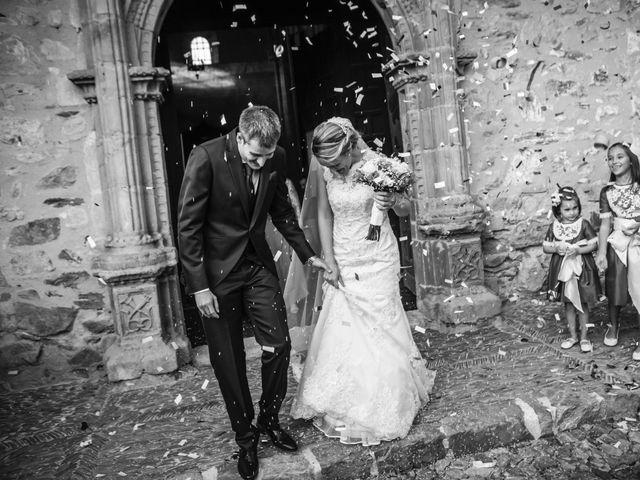 La boda de Fran y Soledad en Berzocana, Cáceres 27
