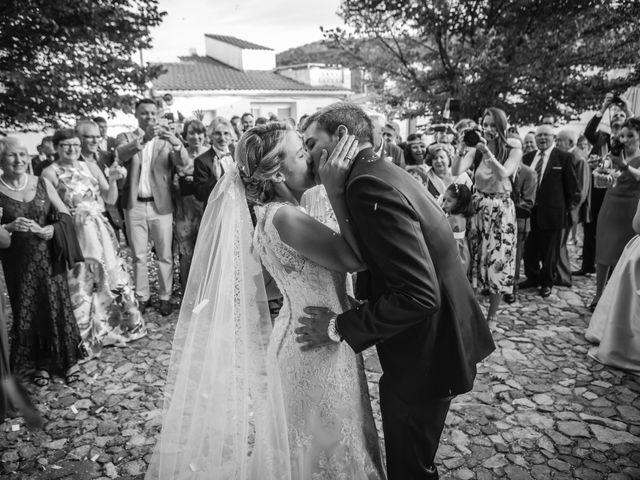 La boda de Fran y Soledad en Berzocana, Cáceres 28
