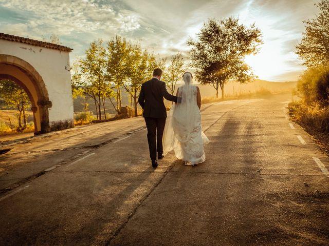 La boda de Fran y Soledad en Berzocana, Cáceres 30